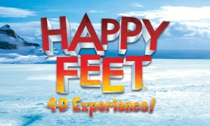 Happy Feet 4D Experience
