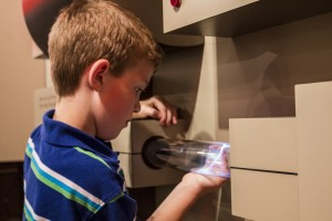 Science at the SC State Museum