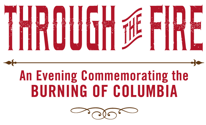 Through the Fire Logo