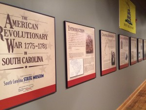 Traveling Exhibits at the SC State Museum