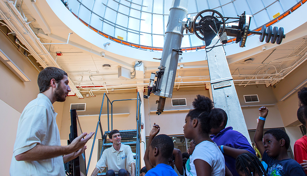 Students, Observatory, Field Trips