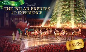 The Polar Express 4D Experience, columbia, holidays, christmas, family