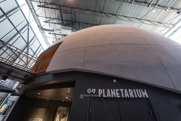 South Carolina State Museum Planetarium