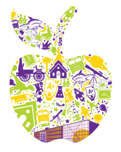Apple Logo SCSM Education Dept
