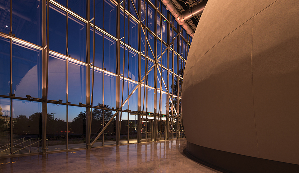 Host an event at the SC State Museum's Planetarium Lobby