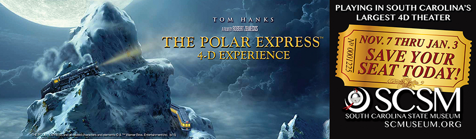 The Polar Express 4-D Experience at the SC State Museum