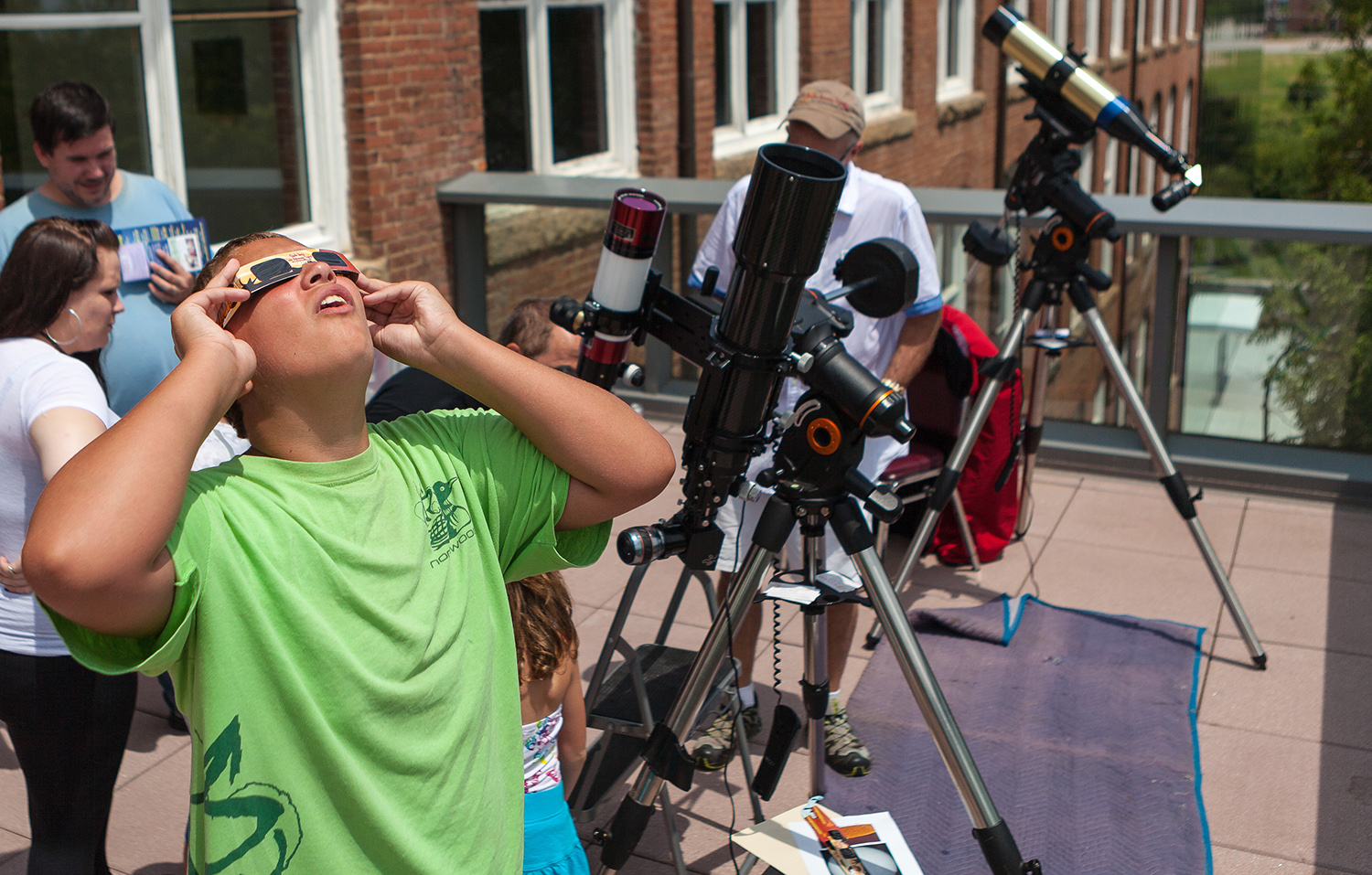 Solar Viewing for Eclipse Blog