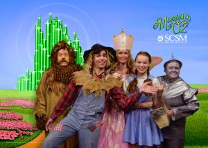 Museum of Oz Souvenir Photo
