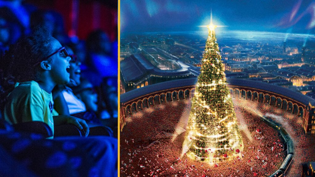 The Polar Express 4D Experience, Columbia, South Carolina, holidays, family, things to do, Christmas