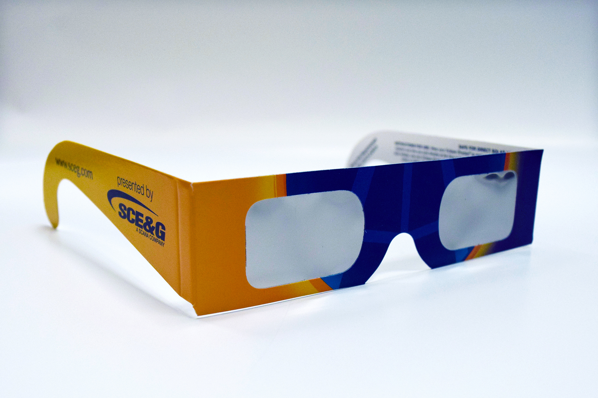 SCEG Eclipse Glasses