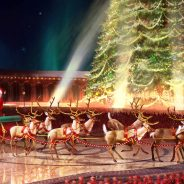 The Polar Express 4-D Experience Returns For Holiday Family Fun