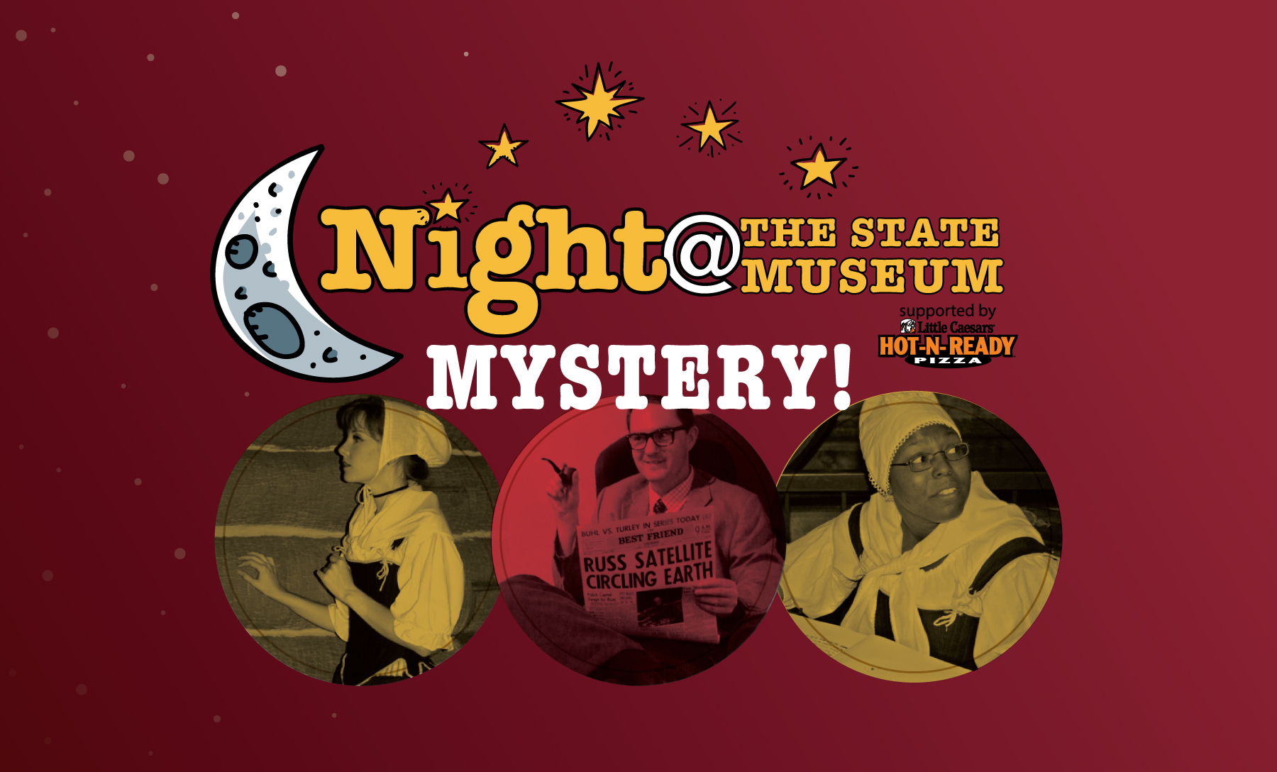 Night at the Museum, South Carolina State Museum, Family Fun