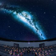 Enjoy 4D Theater and Full Dome Planetarium Shows at the State Museum