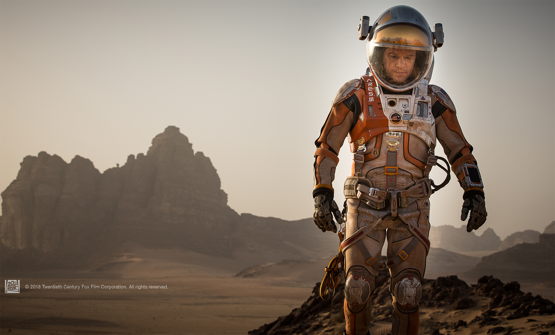 The Martian 4D Experience