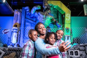 Bring Your Little Hero And All Their Friends For A One Of Kind Party Experience At The South Carolina State Museum