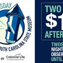 Second Shift Tuesday – March 26
