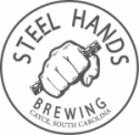 Steel Hands Brewing Logo