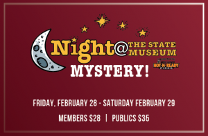 Night at the Museum, Columbia, Things To Do