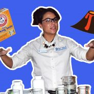 Hands-On Home Science – Got Baking Soda and Vinegar? Let's Make a Volcano (and more)!
