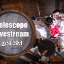 Telescope Livestream – Virtual Night Sky Viewing