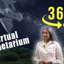 Museum Participates in Development of 360 Virtual Reality Planetarium Sky Tour – Watch Now!