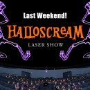 Last Weekend to See The Wizard of Oz 4D Experience and HalloScream Laser Lights
