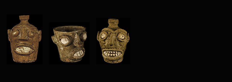 Early American Face Vessels from the George H. Meyer Collection
