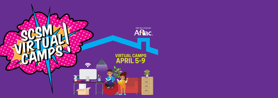 Virtual At-Home Morning Camps – Spring Break