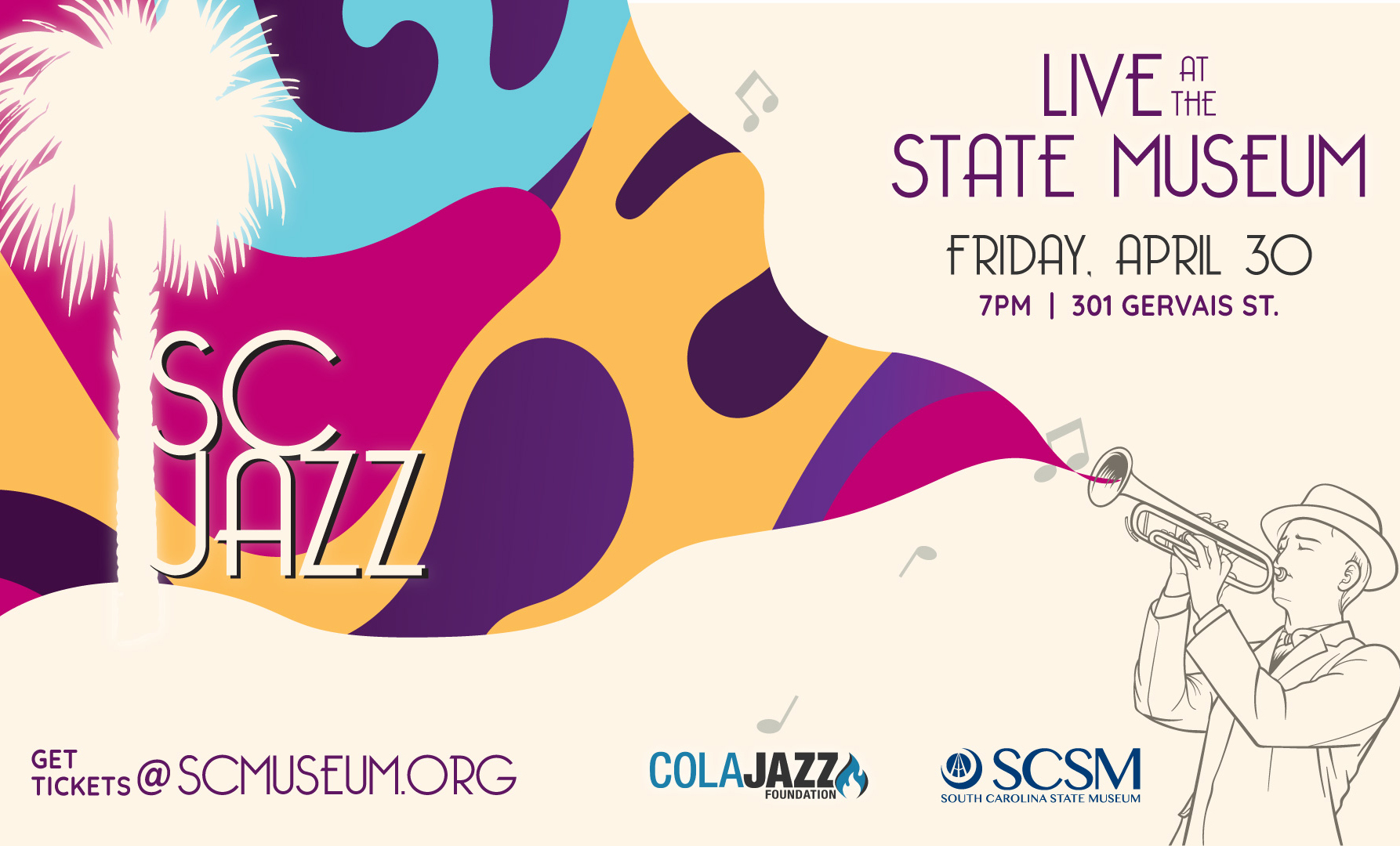SC Jazz - Live at the State Museum