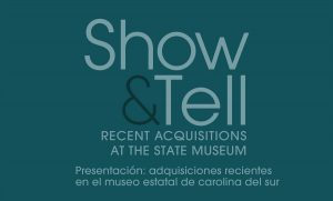Show and Tell Exhibit Graphic