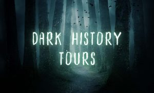 Dark History Tours Title Graphic