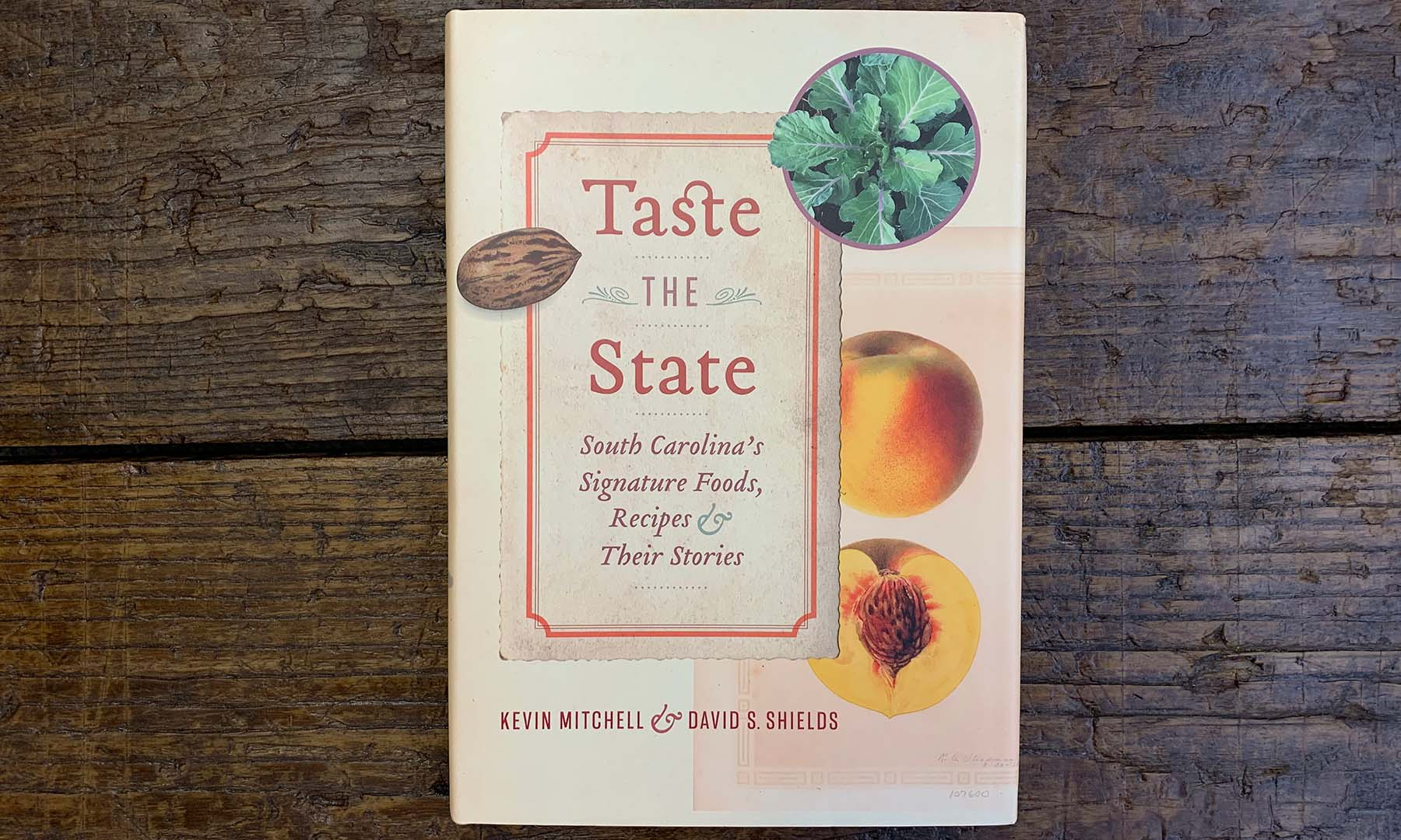 Taste the State Cook Book