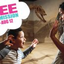Last week to get FREE kids admission to the State Museum
